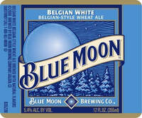 Blue Moon Belgian Ale